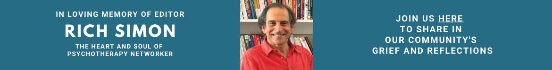 In loving memory of editor Rich Simon