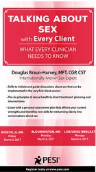 Talking About Sex with Every Client: What Every Clinician Needs to Know