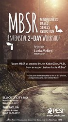 2-Day: MBSR: Mindfulness Based Stress Reduction Intensive 2-Day Workshop
