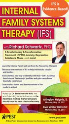 Internal Family Systems Therapy (IFS) with Richard Schwartz, PhD: A Revolutionary & Transformative Treatment of PTSD, Anxiety, Depression, Substance Abuse – and more!