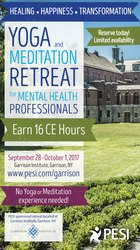 Certificate Program: 4-Day Yoga and Meditation Retreat