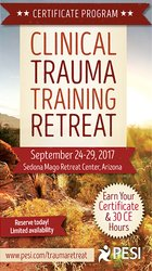 6-Day: Certificate Program: Clinical Trauma Training Retreat