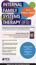 Internal Family Systems Therapy (IFS): A Revolutionary & Transformative Treatment for Permanent Healing of PTSD, Anxiety, Depression, Substance Abuse and More