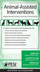Animal-Assisted Interventions: Integrate Animals to Enhance Treatment in Clinical Practice