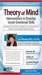 Theory of Mind Interventions to Develop Social-Emotional Skills: Improve Social & Academic Success from Infancy through Adolescence