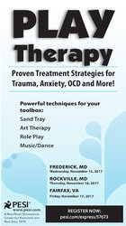 Play Therapy: Proven Treatment Strategies for Trauma, Anxiety, OCD and More!
