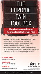 The Chronic Pain Tool Box: Effective Interventions for Treating Complex Chronic Pain