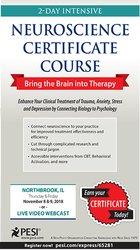 2-Day Intensive Neuroscience Certificate Course: Bring the Brain into Therapy