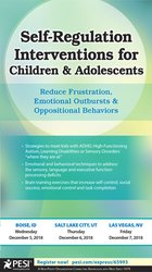 emotional self regulation in children