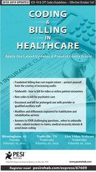Coding & Billing in Healthcare: Apply the Latest Updates & Prevent Costly Errors