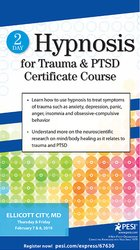 2 Day Hypnosis for Trauma & PTSD Certificate Course