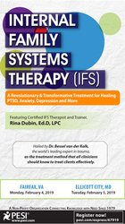 Internal Family Systems Therapy (IFS): A Revolutionary & Transformative Treatment for Healing of PTSD, Anxiety, Depression and More
