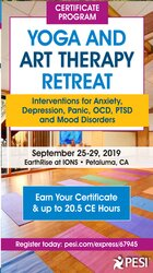 5-Day Certificate Program: Yoga & Art Therapy Retreat