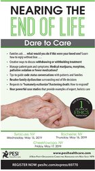 Nearing the End of Life: Dare to Care