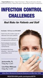 Infection Control Challenges: Real Risks for Patients and Staff