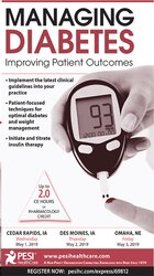 Managing Diabetes: Improving Patient Outcomes