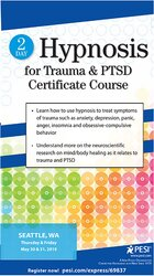 2-Day Hypnosis for Trauma & PTSD Certificate Courses