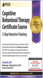 Cognitive Behavioral Therapy Certificate Course: 3-Day Intensive Training