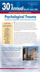 4-Day: 30th Annual International Trauma Conference