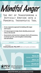 Mindful Anger: The Art of Transforming a Difficult Emotion into a Powerful Therapeutic Tool