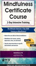 Mindfulness Certificate Course: 2-Day Intensive Training