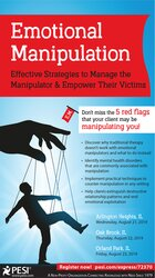 Emotional Manipulation: Effective Strategies to Manage the Manipulator & Empower Their Victims