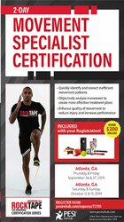 2-Day: Movement Specialist Certification