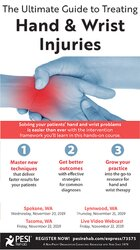 The Ultimate Guide to Treating Hand and Wrist Injuries