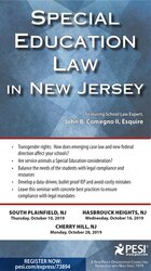 Special Education Law in New Jersey