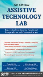The Ultimate Assistive Technology Lab: Innovative Solutions for Functional Independence and Communication