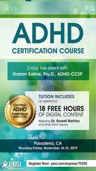2-Day: ADHD Certification Course