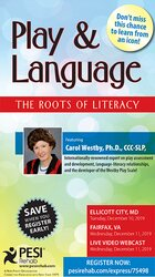 Play & Language: The Roots of Literacy