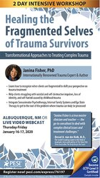 2-Day Intensive Workshop: Healing the Fragmented Selves of Trauma Survivors: Transformational Approaches to Treating Complex Trauma