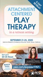 5-Day Retreat: Attachment-Centered Play Therapy in a Retreat Setting