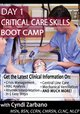 2-Day: Critical Care Skills Boot Camp: Essential Assessment, Interpretation and Intervention Strategies AND Advanced Management of Complex and Critically Ill Patients