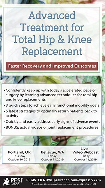 Advanced Treatment for Total Hip & Knee Replacement: Faster Recovery and Improved Outcomes