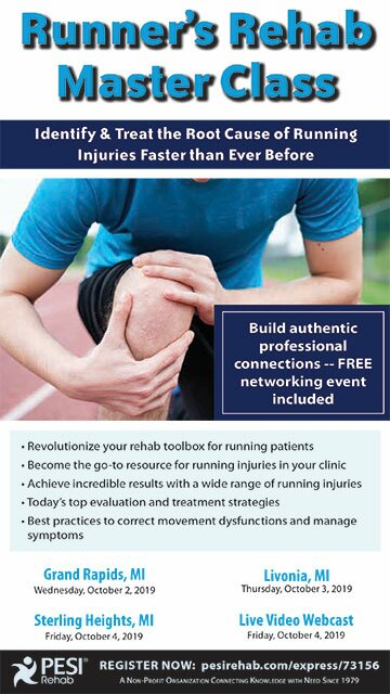 Runner's Rehab Master Class: Identify and Treat the Root Cause of Running Injuries Faster than Ever Before