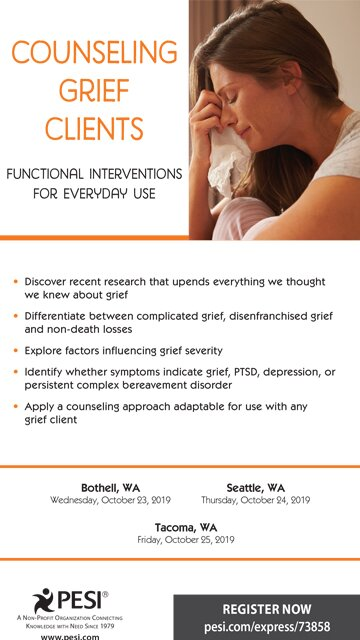 Counseling Grief Clients: Functional Interventions for Everyday Use