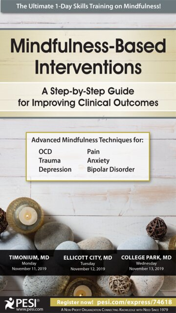 Mindfulness-Based Interventions: A Step-by-Step Guide to Improve Clinical Outcomes