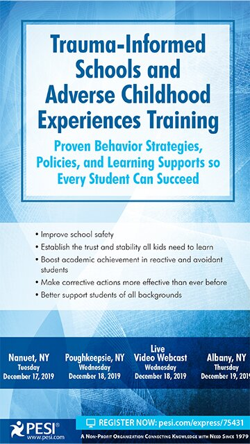 Trauma-Informed Schools and Adverse Childhood Experiences Training
