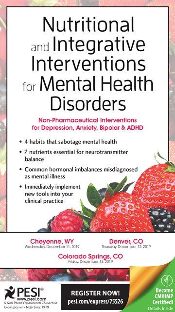 amino acid diet mental health practitioners denver co