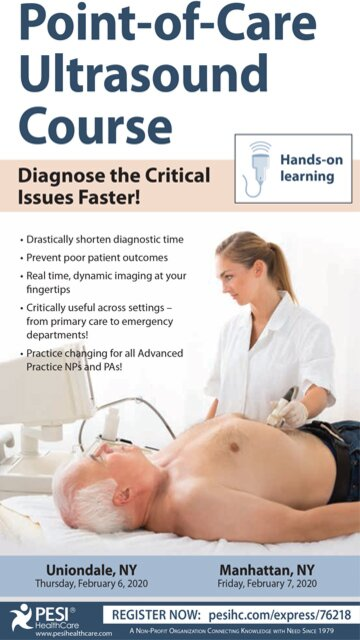 Point of Care Ultrasound Course: Diagnose the Critical Issues Faster!