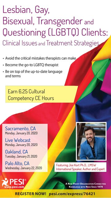 Lesbian, Gay, Bisexual, Transgender and Questioning (LGBTQ) Clients: Clinical Issues and Treatment Strategies