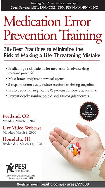 Medication Error Prevention Training: 30+ Best Practices to Minimize the Risk of Making a Life-Threatening Mistake