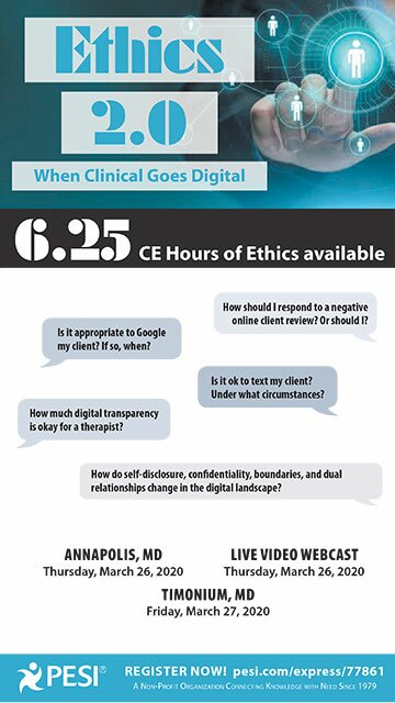 Ethics 2.0: When Clinical Goes Digital