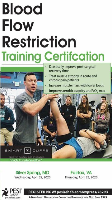 Blood Flow Restriction Training Certification