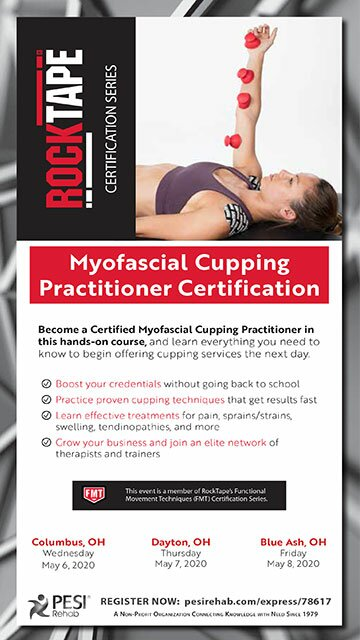 Myofascial Cupping Practitioner Certification