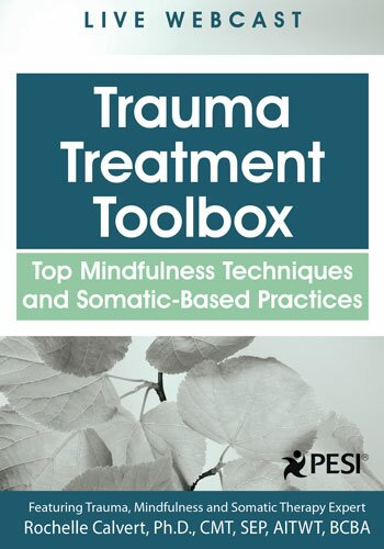 Trauma Treatment Toolbox: Top Mindfulness Techniques and Somatic-Based Practices