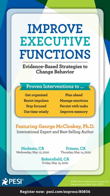 Improve Executive Functions: Evidence-Based Strategies to Change Behavior