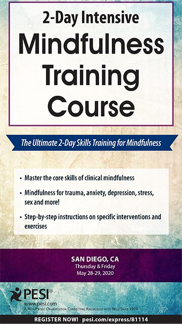 2-Day Intensive Mindfulness Training Course